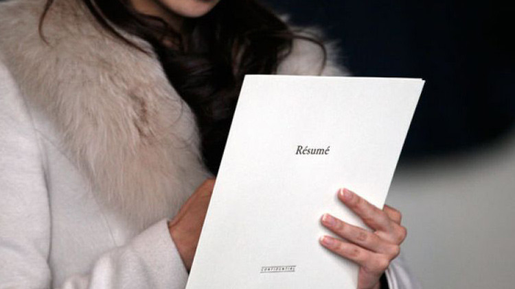 Comprobado: Los empleadores no prestan mucha atención a su CV