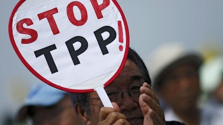 Empresarios favorables al TPP donaron millones de dólares al Senado de EE.UU.