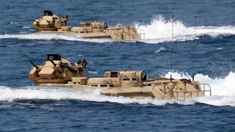 Japón contará con un vehículo de asalto anfibio tres veces más rápido que su análogo estadounidense