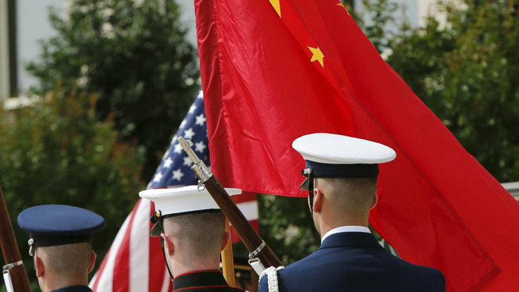 Los indicios de la posible guerra entre China y EE.UU.