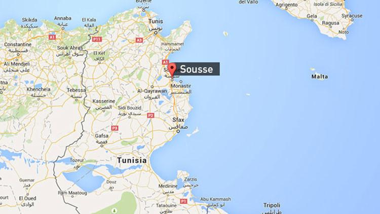 39 muertos en un ataque terrorista en un hotel en Túnez
