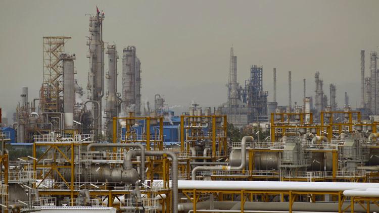 Irán petroleo