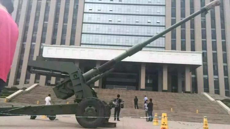 China cuenta con el cañón antitanque con mayor velocidad de disparo del mundo