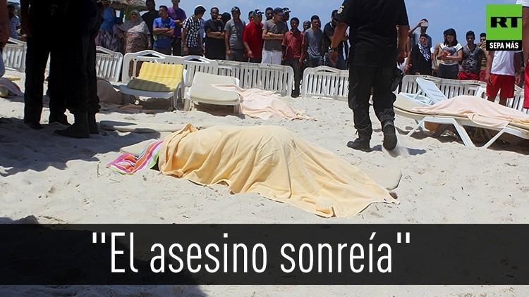 """""""El asesino sonreía"""": aparecen detalles del ataque terrorista en Túnez"""