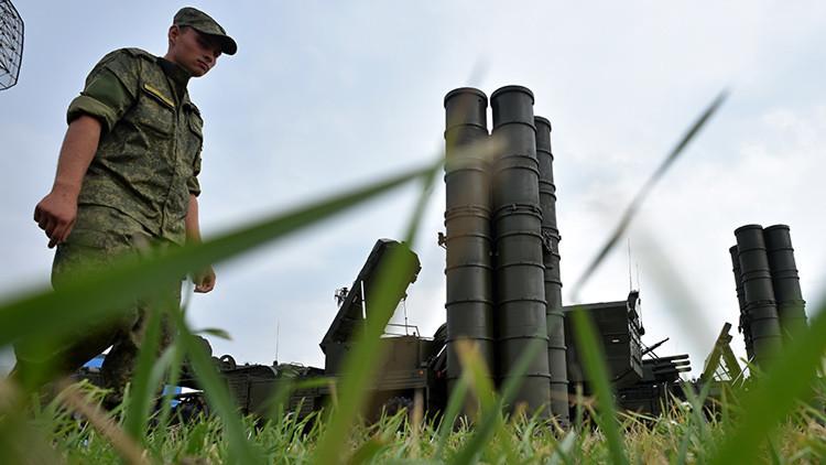 "'The National Interest': ""Los S-400 rusos desafían la supremacia aérea de la OTAN"""
