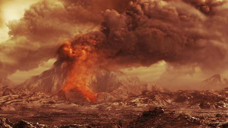 Científicos hallan volcanes activos en Venus
