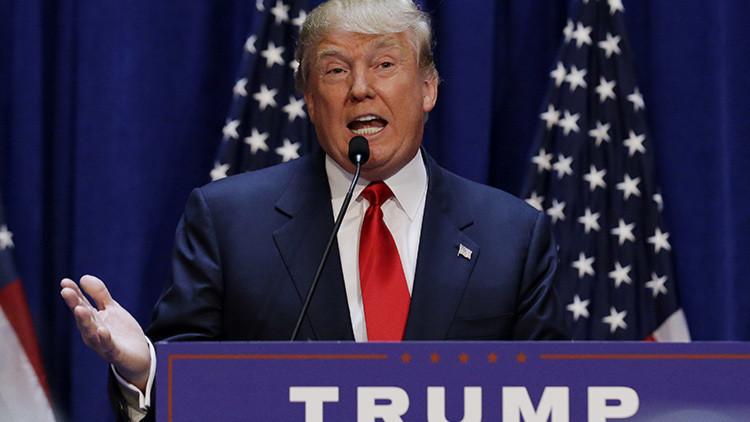 """Donald Trump: """"No voy a disculparme por lo que dije sobre México"""""""