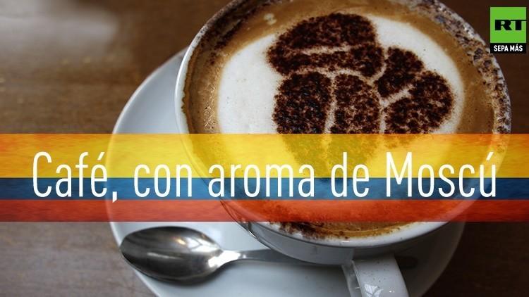 Café, con aroma de Moscú: La cultura de Colombia invade la capital rusa