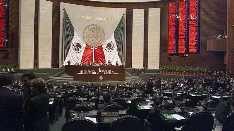 Diputados salientes se autoasignan bonificaciones millonarias en México