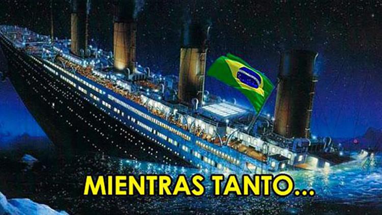 Los mejores memes que dejó la derrota de Brasil ante Paraguay