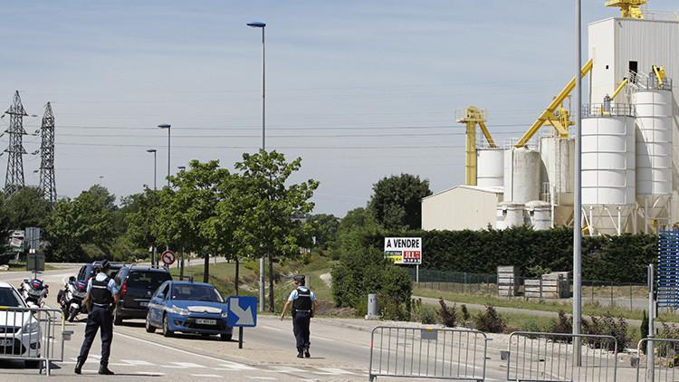 Ataque terrorista en Francia: el enigma de un hombre 'tranquilo' que decapitó a su jefe
