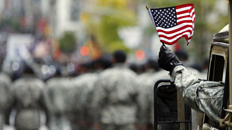 """""""Nunca antes el poder militar de EE.UU. ha estado tan cerca de la frontera rusa"""""""