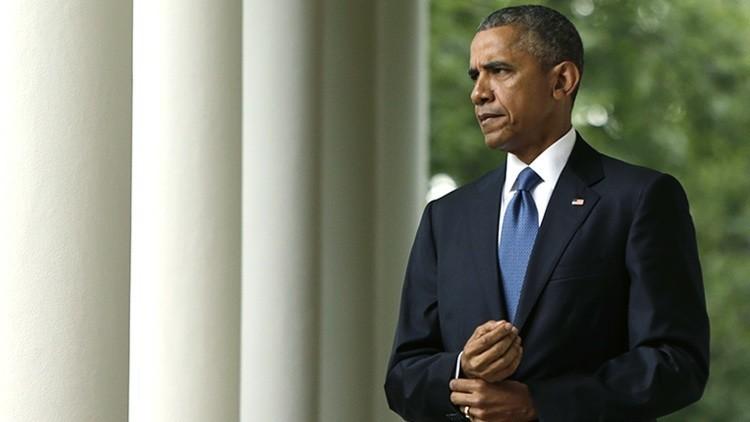 """Donald Trump: El presidente Obama """"mendiga"""" a Irán el acuerdo nuclear final"""