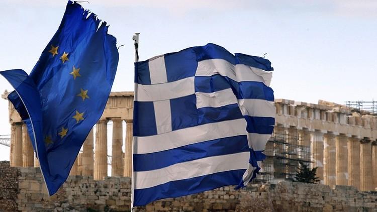 """'Financial Times': """"Los problemas de Grecia son solo el inicio de la pesadilla de la UE"""""""