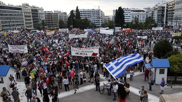 """Nobel de economía: """"En el referéndum de rescate de Grecia votaría 'no'"""""""