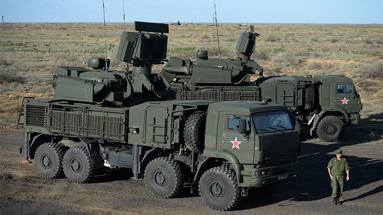 Brasil apuesta por adquirir sistemas antiaéreos rusos Pantsir en 2016