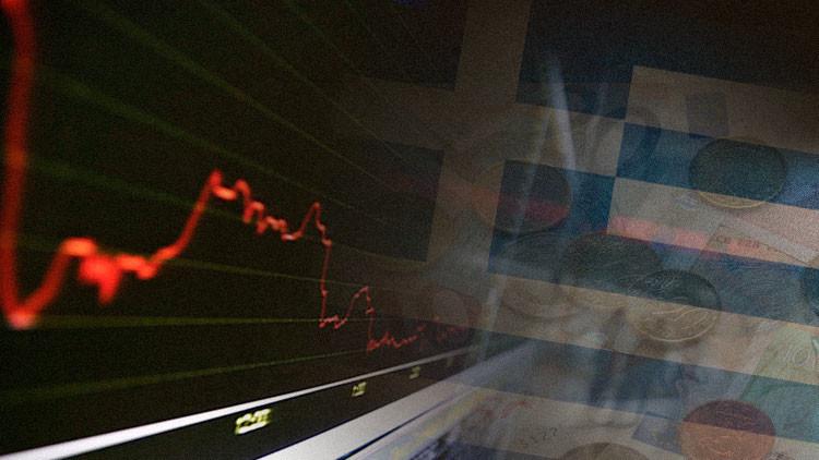 Efecto dominó: el 'corralito' de Grecia hunde las Bolsas europeas