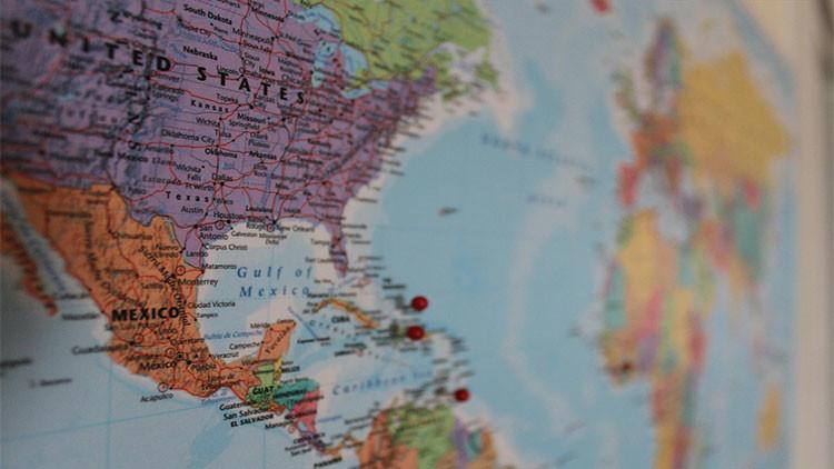 Mapa: Conocido analista estadounidense revela cómo sería 'el mundo' que aísla a Rusia