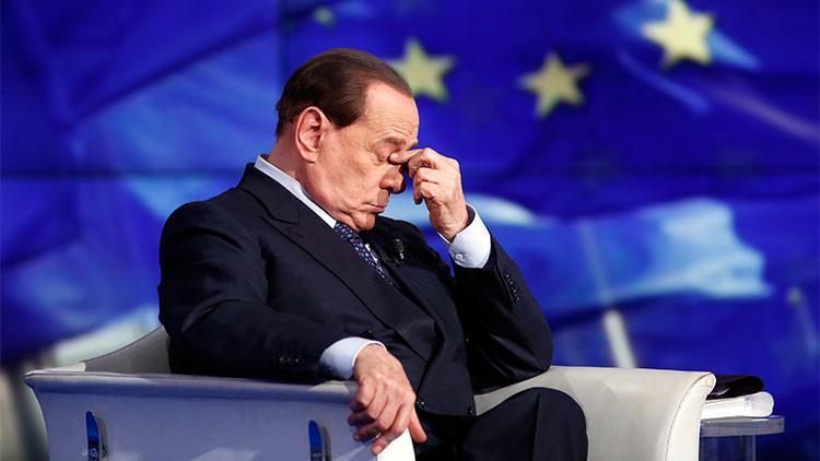"""Berlusconi: """"La culpa de la crisis en Grecia es de la burocracia europea"""""""