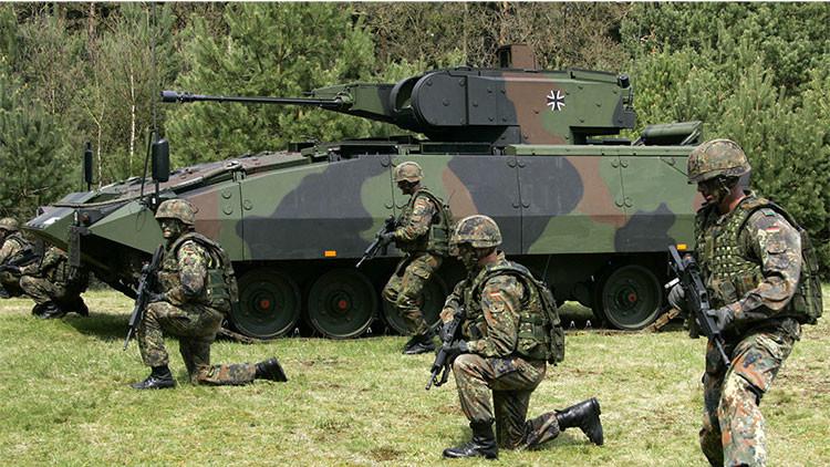 ¿Podría lanzarse Alemania a otra guerra de tanques contra Rusia?