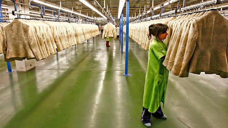 Las empresas de ropa españoles se lucran en México, abusando a los empleados