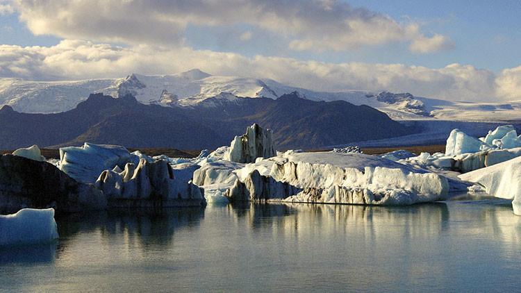 El metano del Ártico podría 'tragarse' los presupuestos de todos los países del mundo