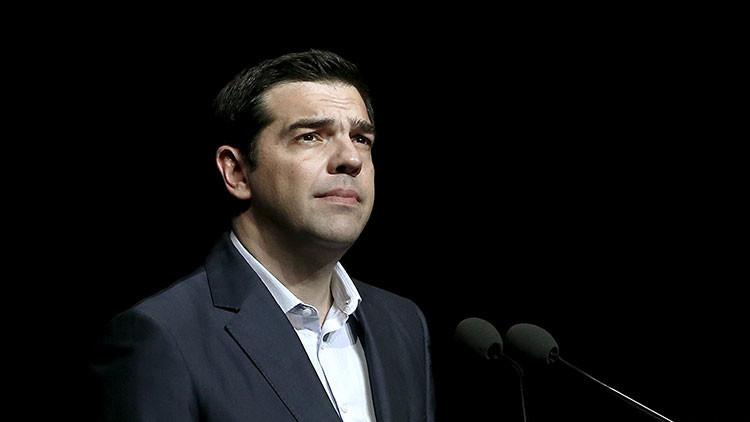 Revelan el contenido de la carta de Alexis Tsipras a la UE