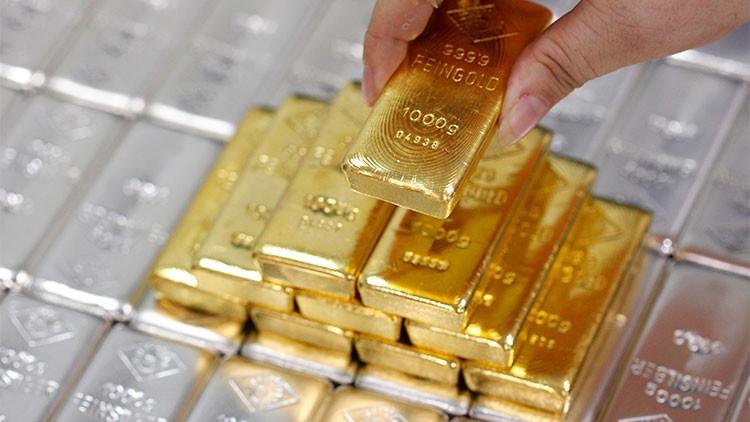 Compren oro y plata