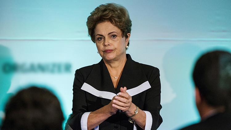"""¿Se prepara un """"golpe suave"""" contra Dilma Rousseff?"""