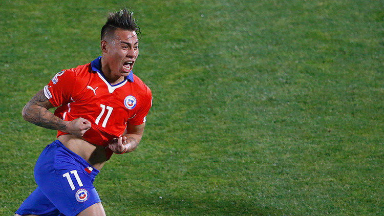 Chile se lleva el 'Clásico del Pacífico' ante Perú y se mete a la final de la Copa América (2-1)