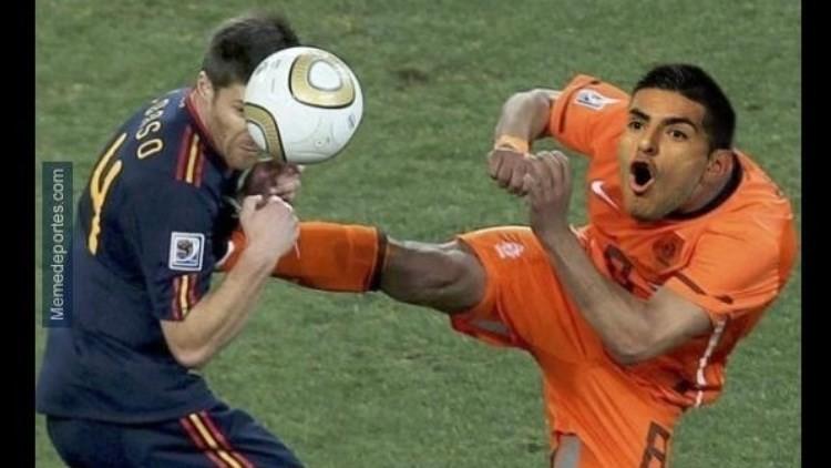 Los mejores memes que dejó la semifinal entre Chile y Perú