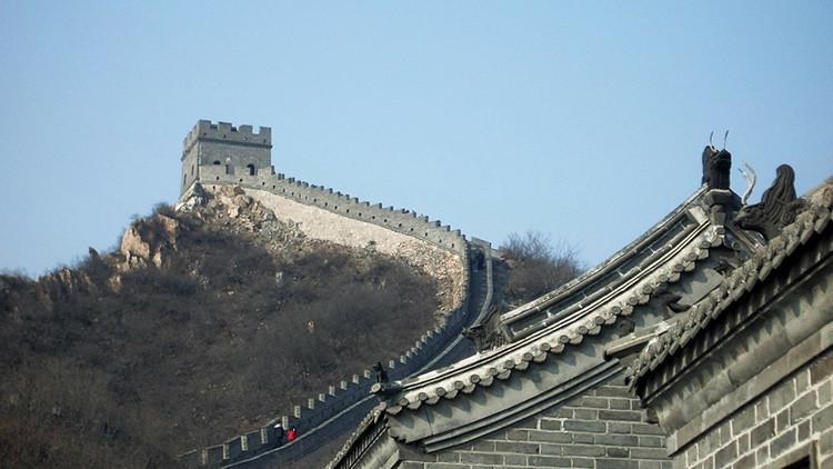 ¿A dónde se esfumó un tercio de la Gran Muralla china?