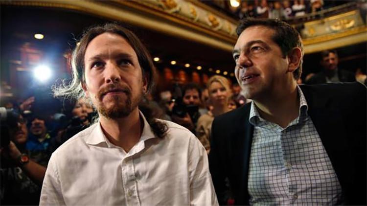 """Ministro griego: Bruselas quiere """"hundir"""" a Syriza para 'torpedear' el ascenso de Podemos"""
