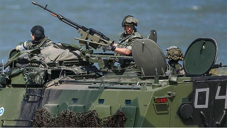 OTAN armas
