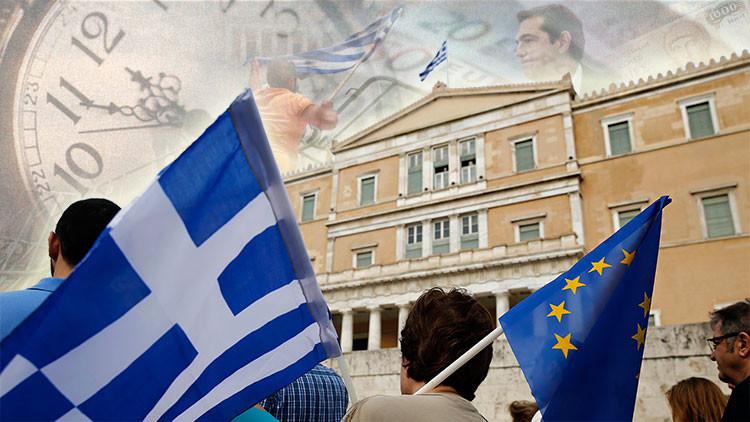 Rumbo al abismo: Los 20 momentos clave del 'via crucis' griego en 6 años de crisis
