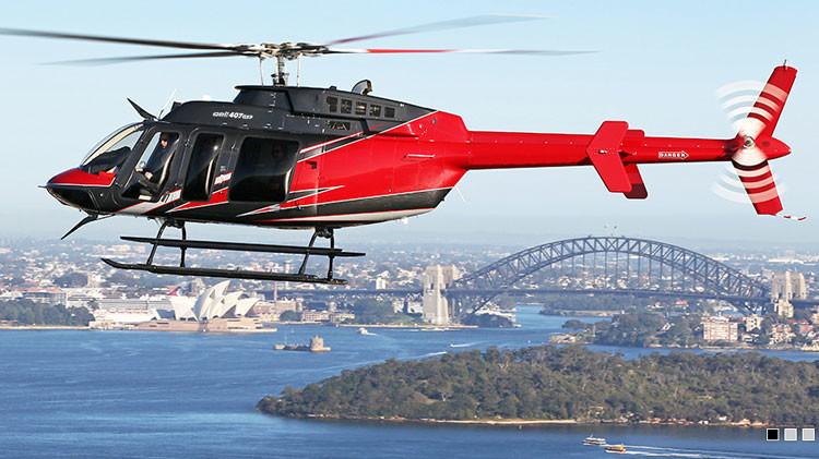 El fabricante de helicópteros tejano Bell