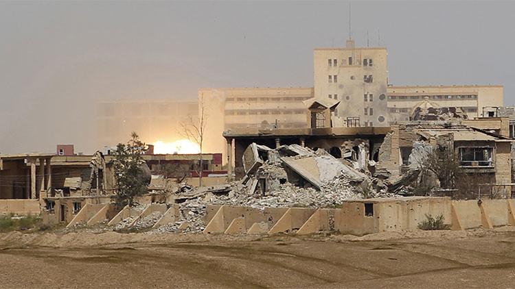 La lucha contra el Estado Islámico