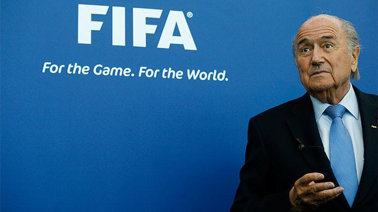 Escándalo en la FIFA