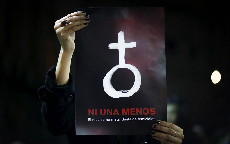"""Argentina se indigna ante la violencia machista: """"Ni una menos"""""""