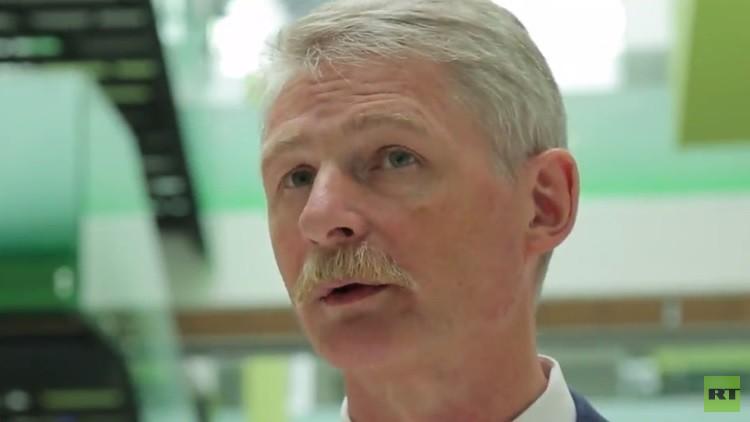 David Reynolds, profesor de diseño informático de la Universidad de Innopolis
