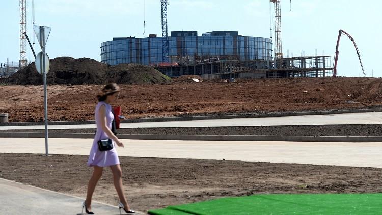 Construcción del Parque Tecnológico en la ciudad de Innopolis