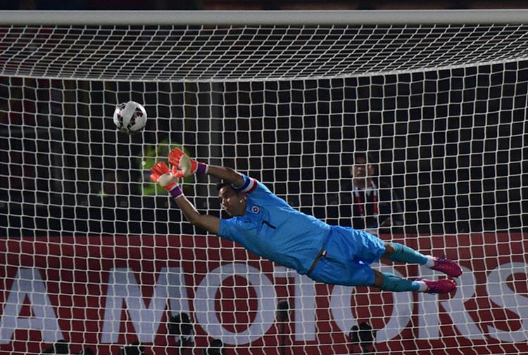 Arranca en Chile la Copa América 2015
