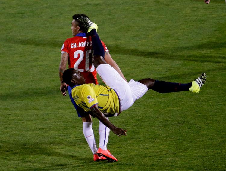 Arranca en Chile la Copa América