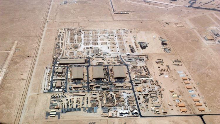 La base aérea de Al Udeid en Catar