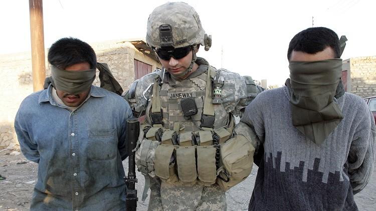 Las tropas de EE.UU. en Irak, 2007