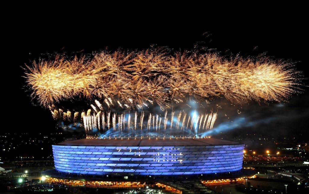 Bakú da el pistoletazo de salida a los primeros Juegos Europeos