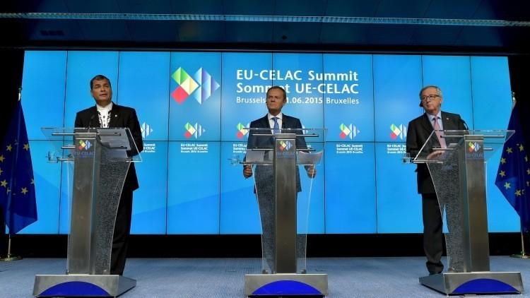 Cumbre Celas - UE