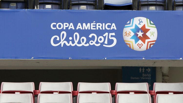 Copa América en Chile