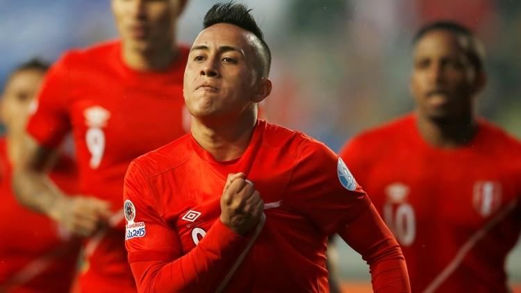 Gol de Perú
