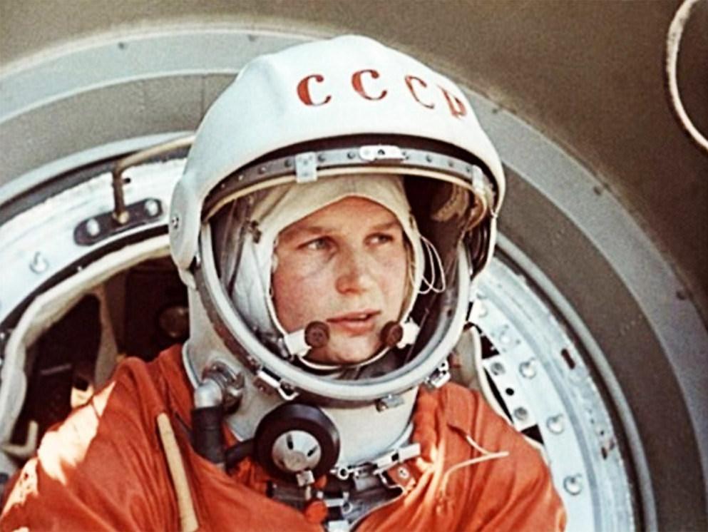 Valentina Tereshkova 1963